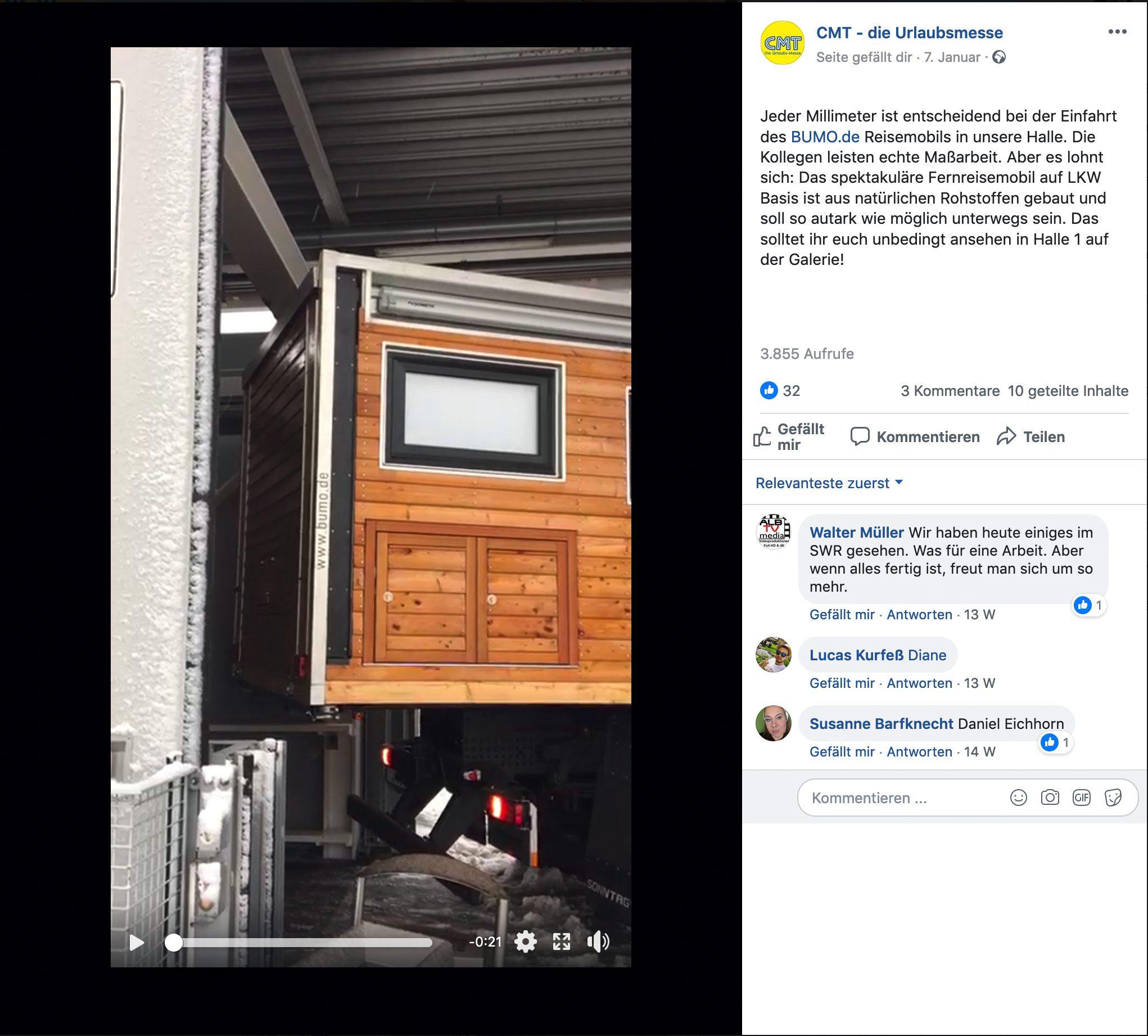 CMT – die Urlaubsmesse – Facebook